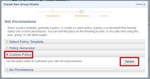 set amazon s3 access policy to minimum permission