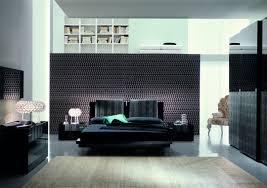 Bedroom Ideas With Mirrored Furniture Charming Bedroom Furniture Design With Wood Wall Cover Along Black