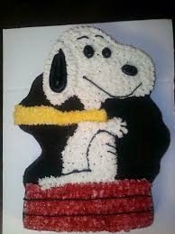 snoopy cakes what can i say the hubby snoopy so the choice was easy for his