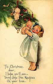 188 best creepy christmas cards images on pinterest vintage
