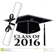 class of 2016 graduation graduate class of 2016 stock vector illustration of diploma