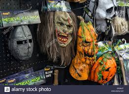 monsters halloween spooky scary halloween holiday masks of monsters demons and