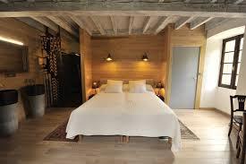 chambre en bois