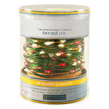 battery operated candy cane lights 31 67 ft led candy cane string lights red white