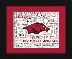 gifts for razorback fans university of arkansas razorbacks gift ideas for graduation