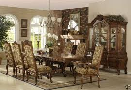 Beautiful Fine Dining Room Tables Photos Home Design Ideas - Fancy dining room sets