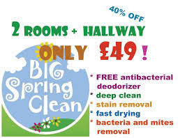 Time For Spring Cleaning by Funny Rug Designs Vol 2 Carpet Cleaning Manchester