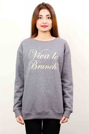 trendy grey winter sweater designs 2017 for