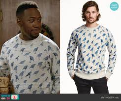 winston u0027s bird print sweatshirt on new details https