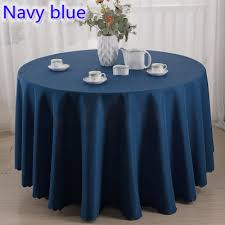 navy blue table linens navy blue dark blue colour table cloth party table linen for wedding