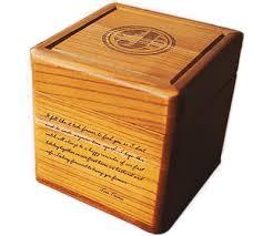 box wooden fieldcrest zebrawood maple wood by jord