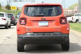 orange jeep compass 2017 jeep compass could be the jeep c suv we u0027ve been expecting