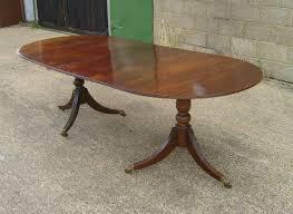 Antique Furniture Warehouse Antique Pedestal Dining Table 8ft