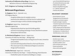 Paraprofessional Resume Sample New Resume Stylesresume Style 1 231300gif Resume Genius Featured