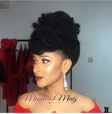 naigerian actresses hairstyles 6 nigerian celebrities with the most amazing natural hair