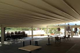 Retractable Roof For Pergola by Pergola Designs Covered Roof Image Upgrade Your Pergola Or Patio