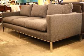 mid century modern tuxedo sofa mid century modern furniture