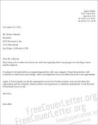 quality engineer cover letter sample