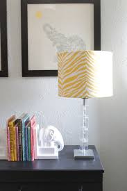 Diy Lamp Shade Cover A Lamp Shade In 5 Easy Steps The Caldwell Project