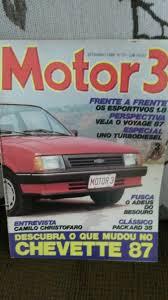 revista motor 2016 revista motor 3 r 13 99 em mercado livre