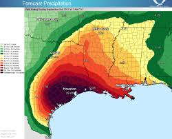 houston event map nws on this event is unprecedented all impacts are