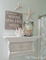 wall decor for bathroom ideas cool nautical bathroom decor inspirations for more attractive look