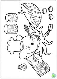 incredible octonauts gup coloring pages efficient article