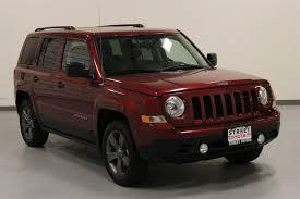 2015 jeep patriot pre owned 2015 jeep patriot for sale in amarillo tx 44025a