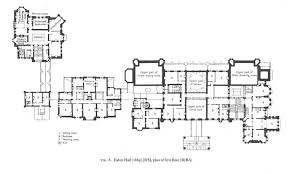 Eaton Center Floor Plan Eaton Hall Eccleston Cheshire Chamber Floor England 1
