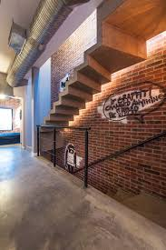 Industrial Stairs Design 21 Exclusive Modern Staircases With A Flair For The Dramatic