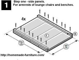 Bench Construction Plans Bench Plans For Scaffolding Free Woodworking Examples And Drawings