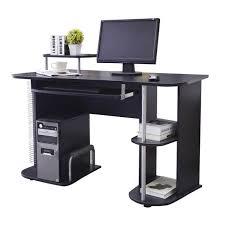 bureau informatique noir bureau informatique fira noir achat vente bureau bureau
