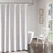Beige And White Curtains Buy Silver Curtains From Bed Bath Beyond