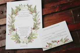 winter wedding invitations letterpress and gold foil sted winter wedding invitations