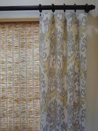 Waverly Curtain Panels 50x84 Damask Custom Designer Curtain Panels By Creativetouchdecor