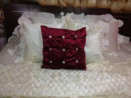 coussin de luxe pour canapé style européen à la brodé forage oreillers coussins de luxe