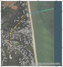 wastewater ocean outfall city of rehoboth