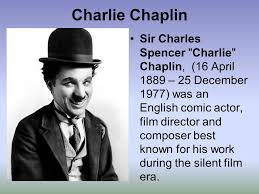 the biography of charlie chaplin ppt video online download