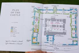 castle plans middleham castle yorkshire