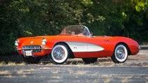 1957 chevrolet corvette convertible 1957 chevrolet corvette for sale hemmings motor