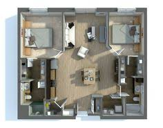 2 bedroom open floor plans 50 one 1 bedroom apartment house plans washer light