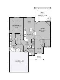 Story And A Half Floor Plans by Bradley Floor Plans Regency Homebuilders
