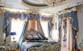 Latest Classic Curtain Designs Style For Bedroom - Curtain design for bedroom