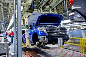 toyota manufacturing toyota in texas let u0027s go places in a big way