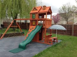 Playground Sets For Backyards by Keep Your Playset Looking Like New 5 Tips For Maintaining Your