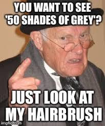 Meme Shades - 50 shades imgflip