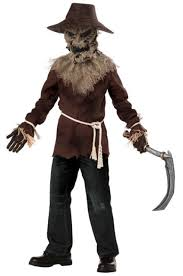 scary halloween costumes for teen boys scary scarecrow costume