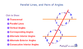 Interior Angles In A Circle Angles In Parallel Lines Miss Brookes Maths