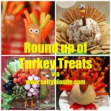 turkey themed food ideas salty