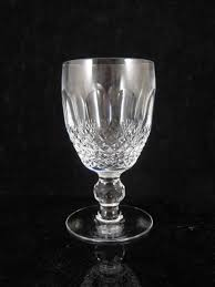 dining room beautiful waterford crystal wine glasses for